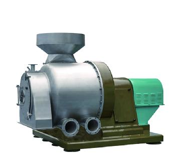 DWLN系列卧式浓缩过滤离心机