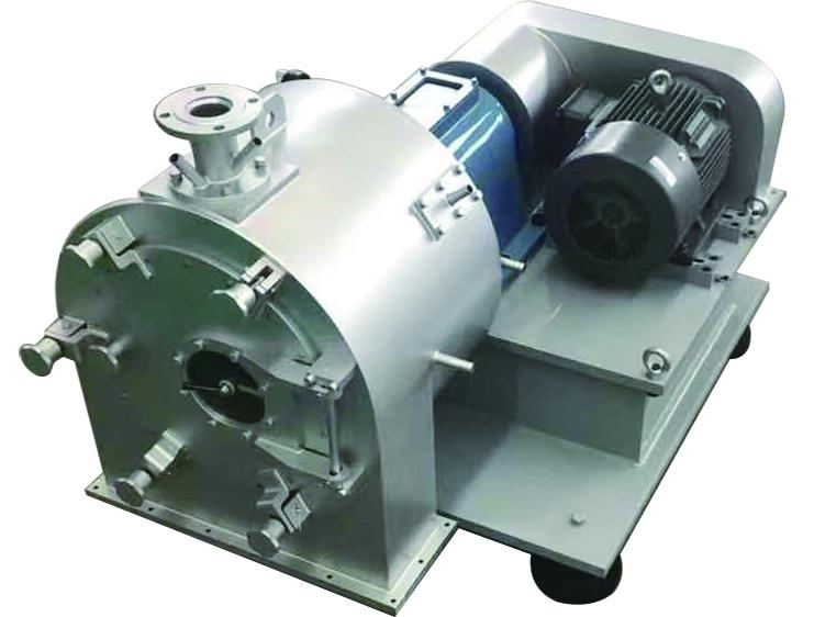 DWLG系列卧式螺旋卸料过滤离心机
